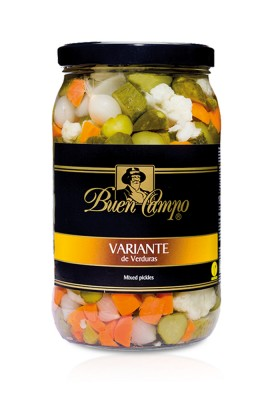 VARIANT VEGETABLE 1/2 GALLON BUENCAMPO