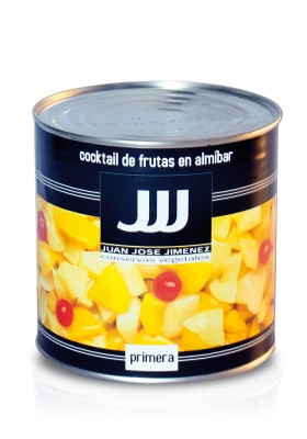 Fruit Cocktail in Syrup 3KG