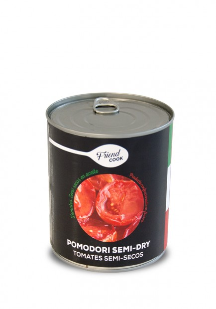 TOMATO SEMI-SECO 1 KG FRIENDCOOK