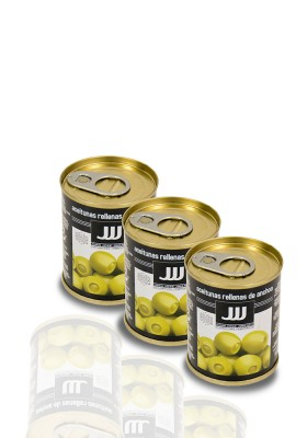 ANCHOVY PACKED OLIVE PACK 3