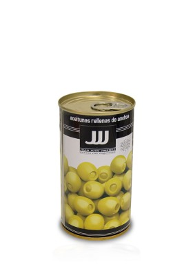 ANCHOVY PACKED OLIVE 1/2 KG