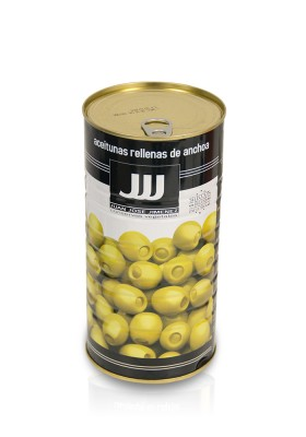 ANCHOVY PACKED OLIVE 2 KG