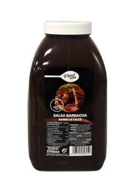 SALSA BRAVA TOP 300ML FRIENDCOOK