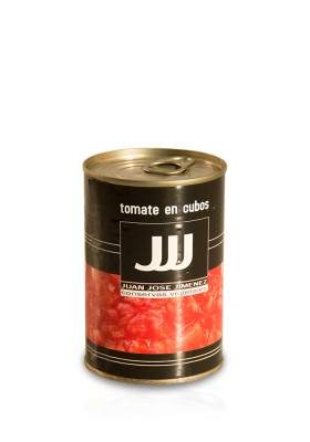 Tomato in Cubes 1/2KG F/A