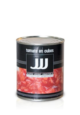 Tomato in Cubes 1KG F/A