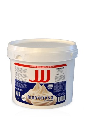 MAYONESA CUBO 3600 ML
